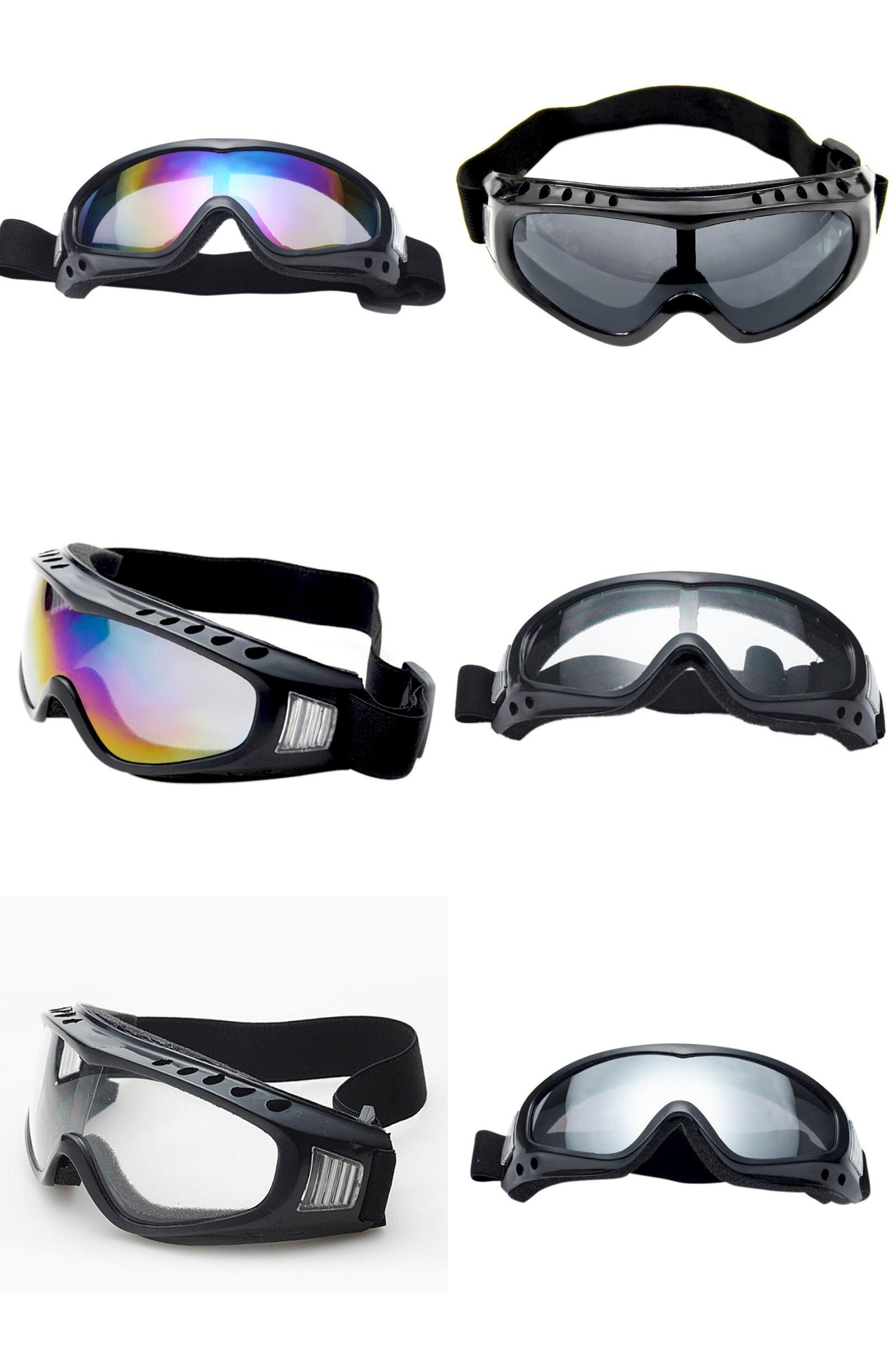 30ef95b2c0  Visit to Buy  Newest Colorful Outdoor Sport Climbing Hiking Sun Glasses  Dustproof Ski Snowboard