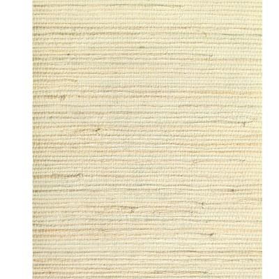 The Wallpaper Company 36 In. W Beige Textured Grasscloth
