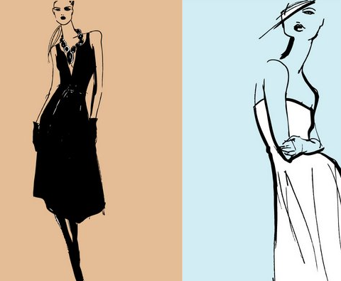 Are Fashion Designers Simply Redesigning?   Fashion design ...