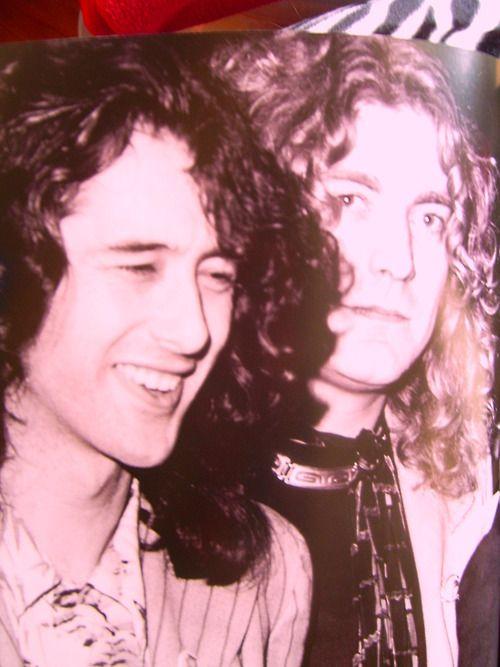 Jimmy Page & Robert Plant *