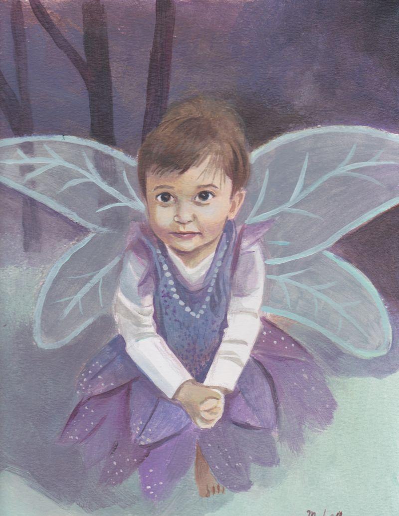 Pretty Little Angel