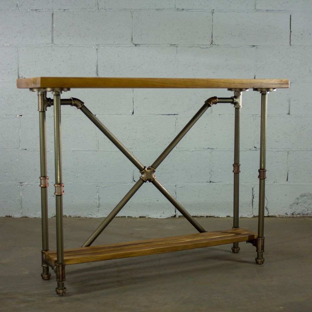 Two Tier Hallway Table