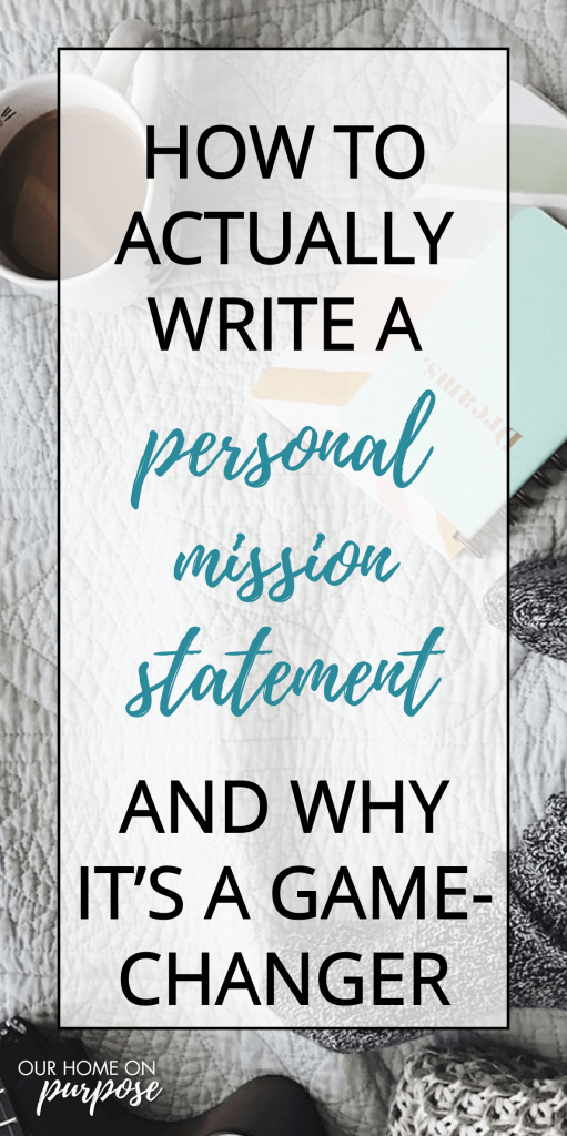 writing a personal mission statement examples worksheet template quotes printables vision how to new years reflection questions