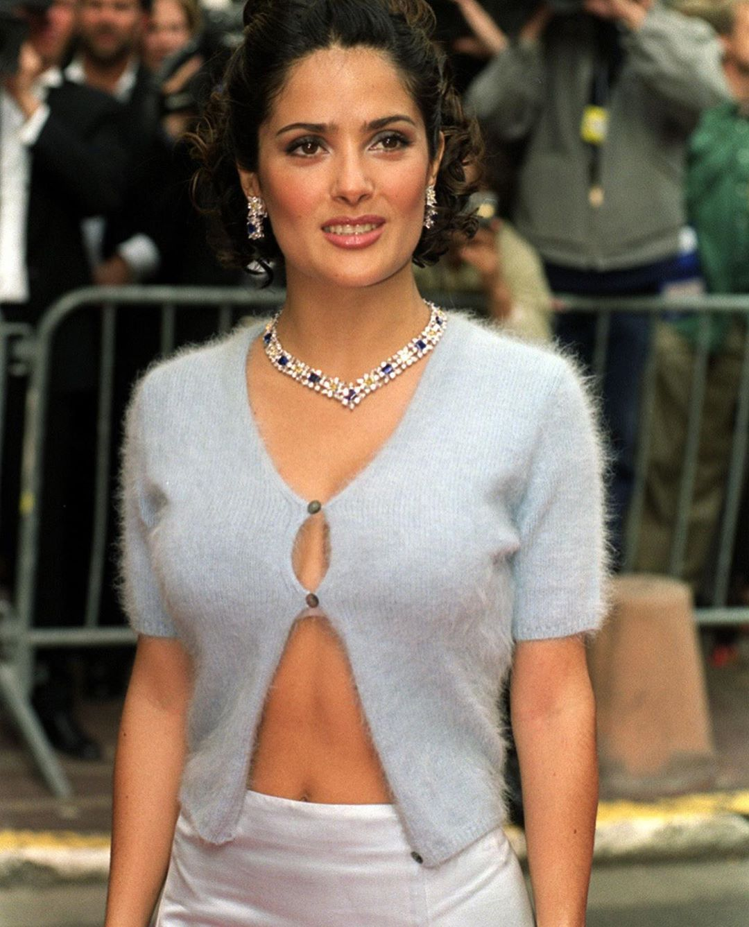 Salma Hayek in 2020 (With images) | Body shapes women