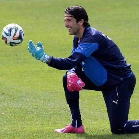 Gianluigi Buffon Sepak Bola Pemain Sepak Bola Dunia