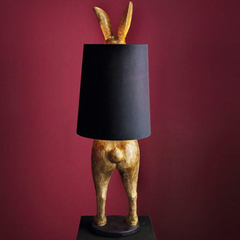 Floor Lamp Hiding Rabbit Werner Voss Mom Animal Lamp Floor Lamp Lamps Living Room