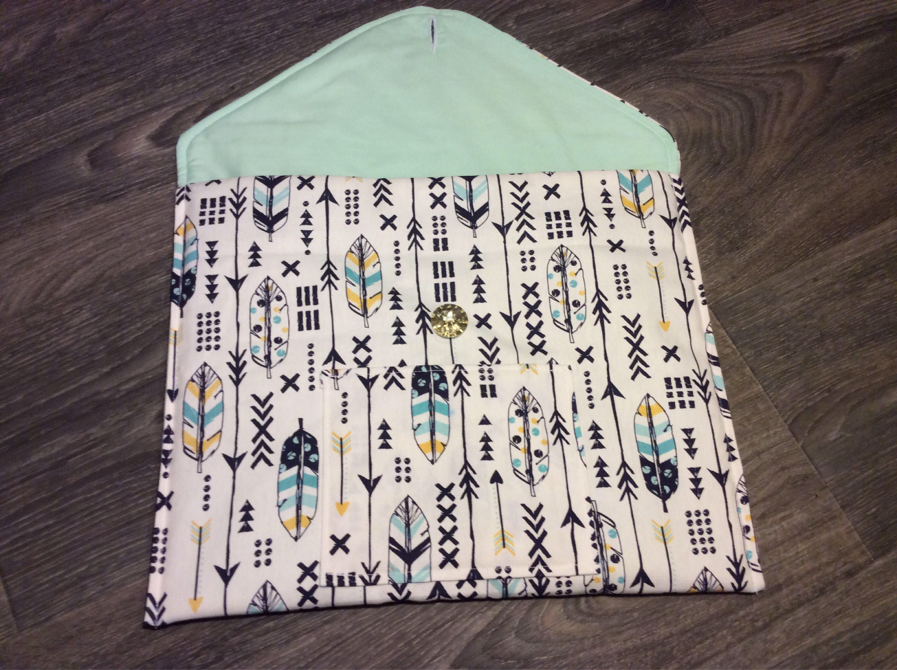 Cricut Brightpad Quilted Cover Holder Case Blue Etsy Quilt Cover Cricut Cricut Brightpad