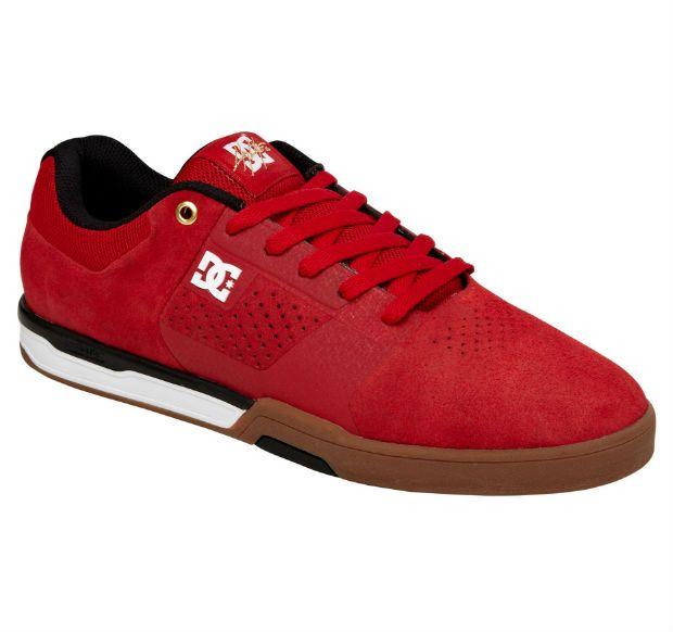 Tenis Dc Shoes Assinado Por Chris Cole Tenis Colares Sneakers