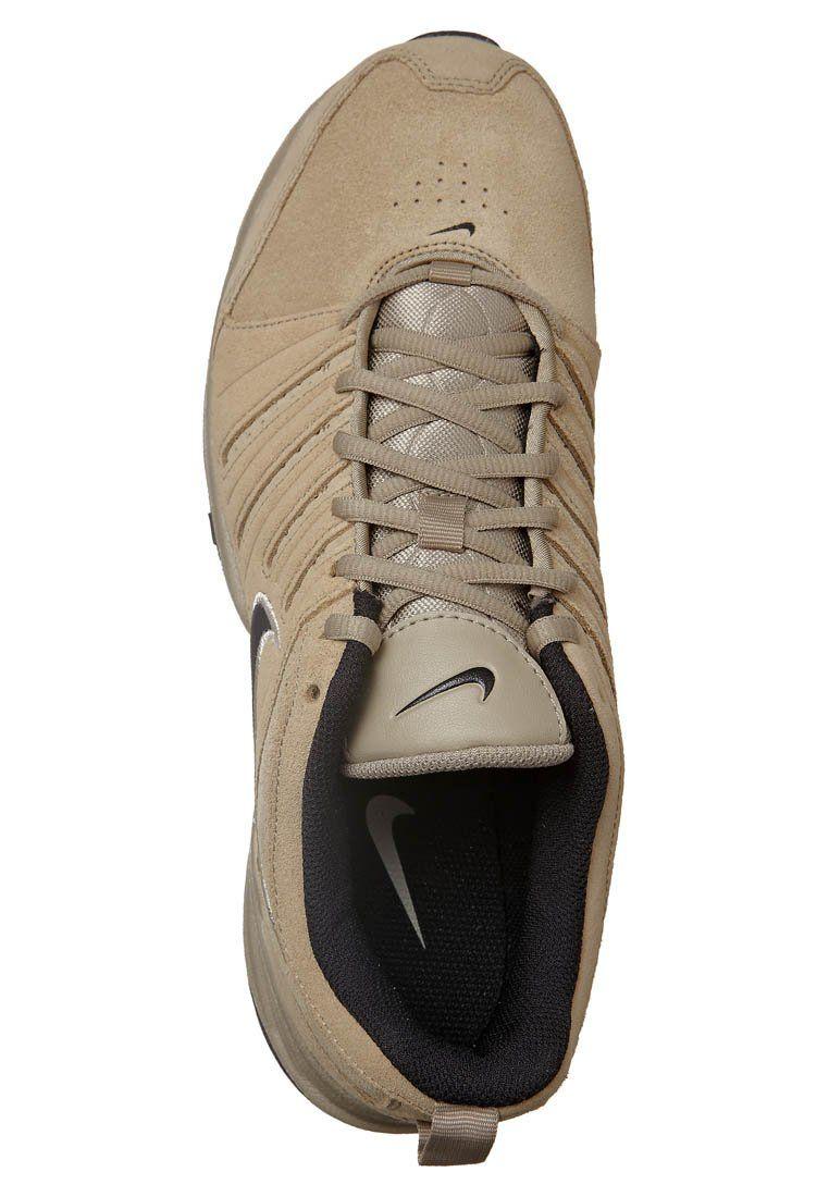 Nike Performance T-LITE X NBK - Sports shoes - beige | Best of NİKE ...