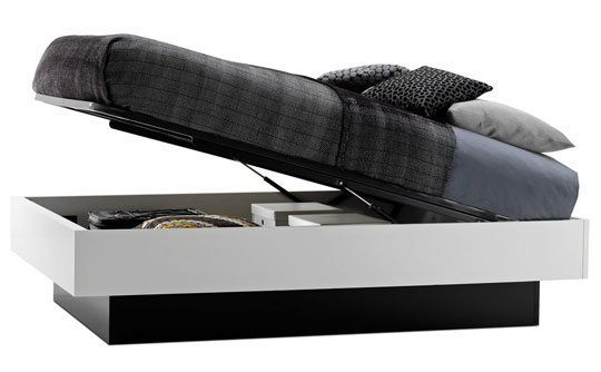 Bo Concept Hydraulic Storage Bed Bed Frame With Storage Lift
