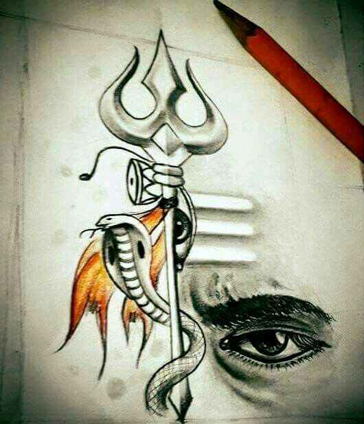 Tattoo Designs Mahadev: Shiva Tattoo, Shiva Shakti