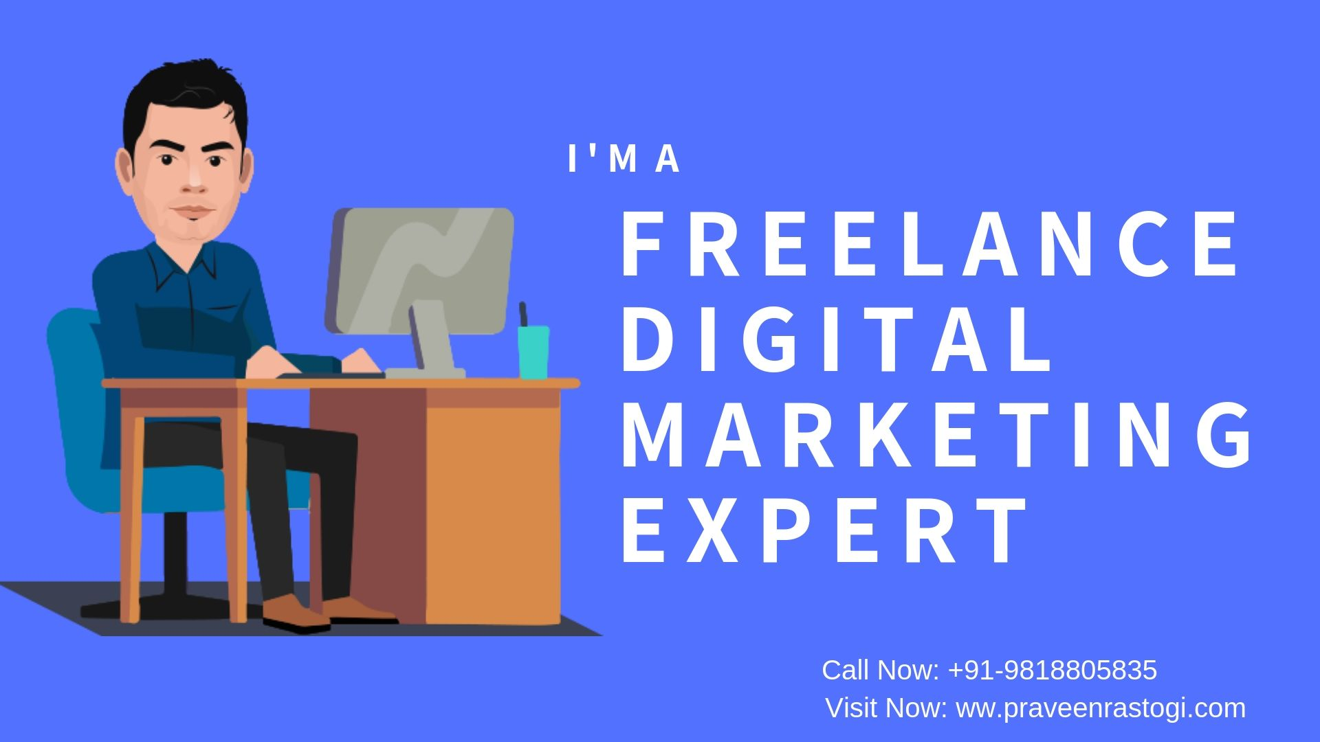 Freelance Digital Marketing Expert USA - Hire Expert SEO