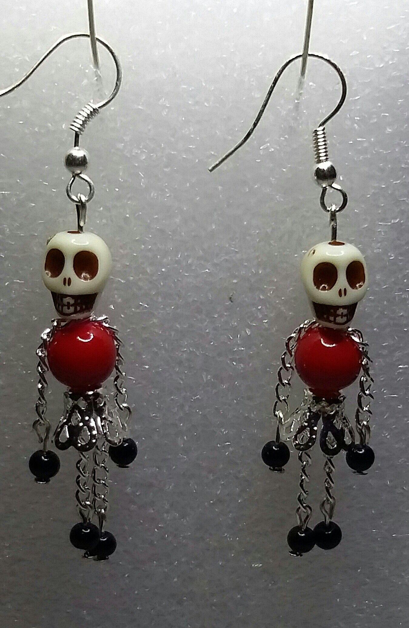 Halloween Jewelry : halloween, jewelry, Linda, Mitrik, Bisutería, Halloween, Jewelry, Funny, Jewelry,
