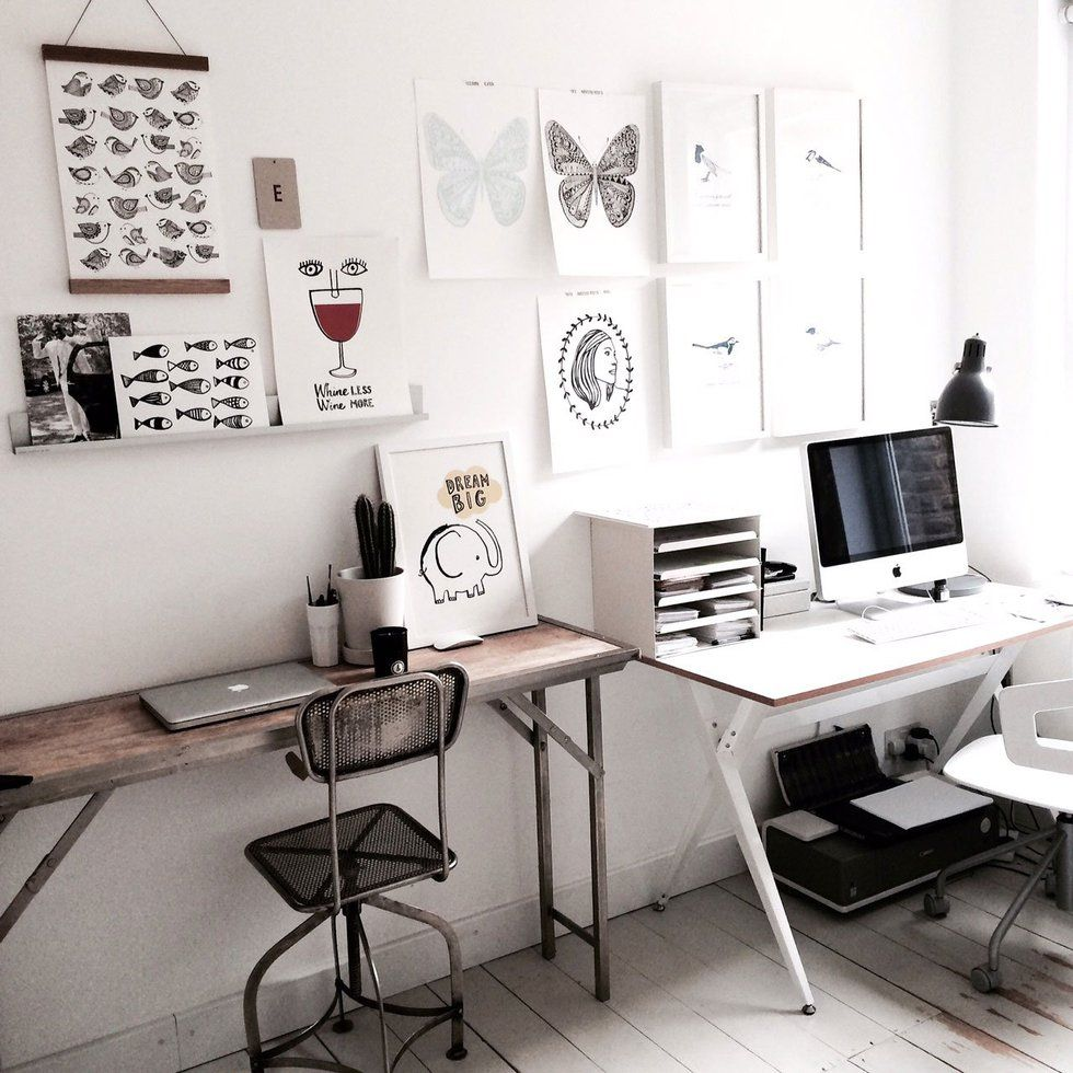 Creative home office designs for freelance inspiration | Office ...