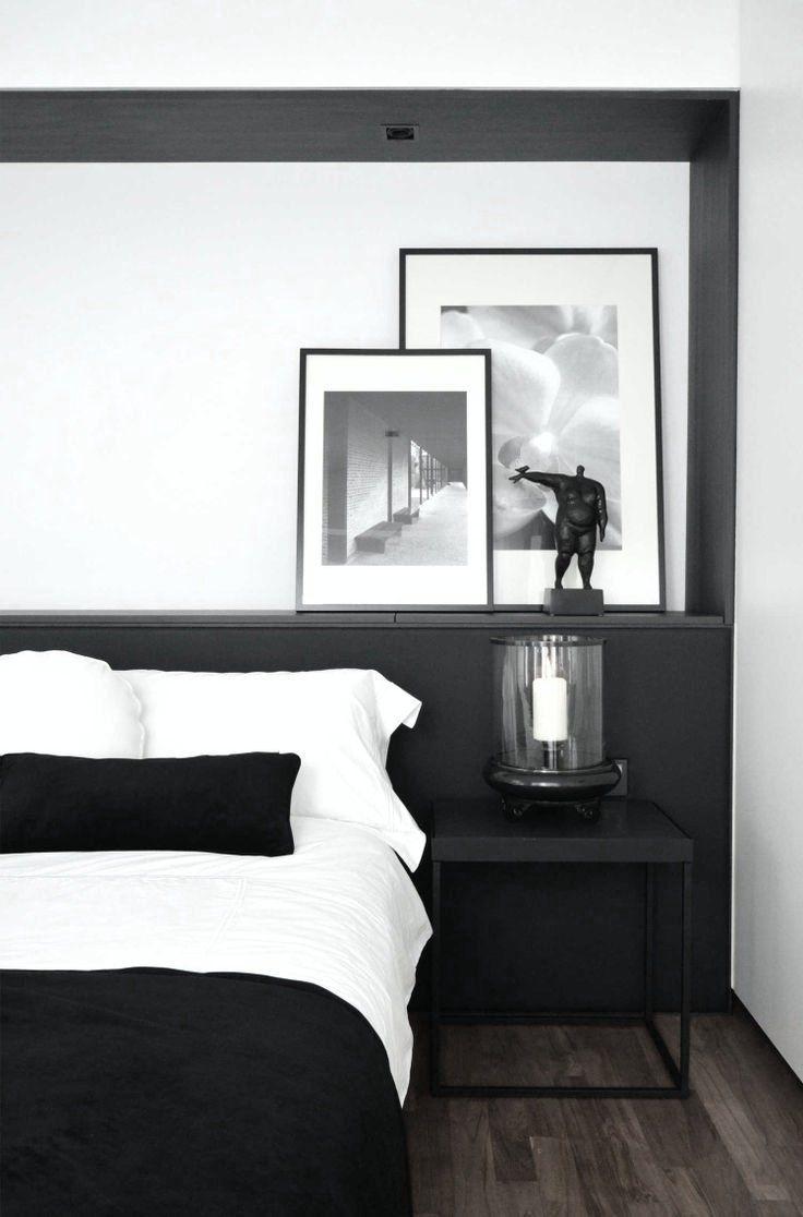 Noir et blanc : 15 idées déco pour un look scandinave très chic ...