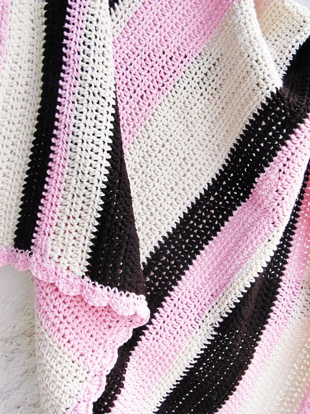 CROCHET MARSHMALLOW BLANKET FREE PATTERN | Crafts | Pinterest