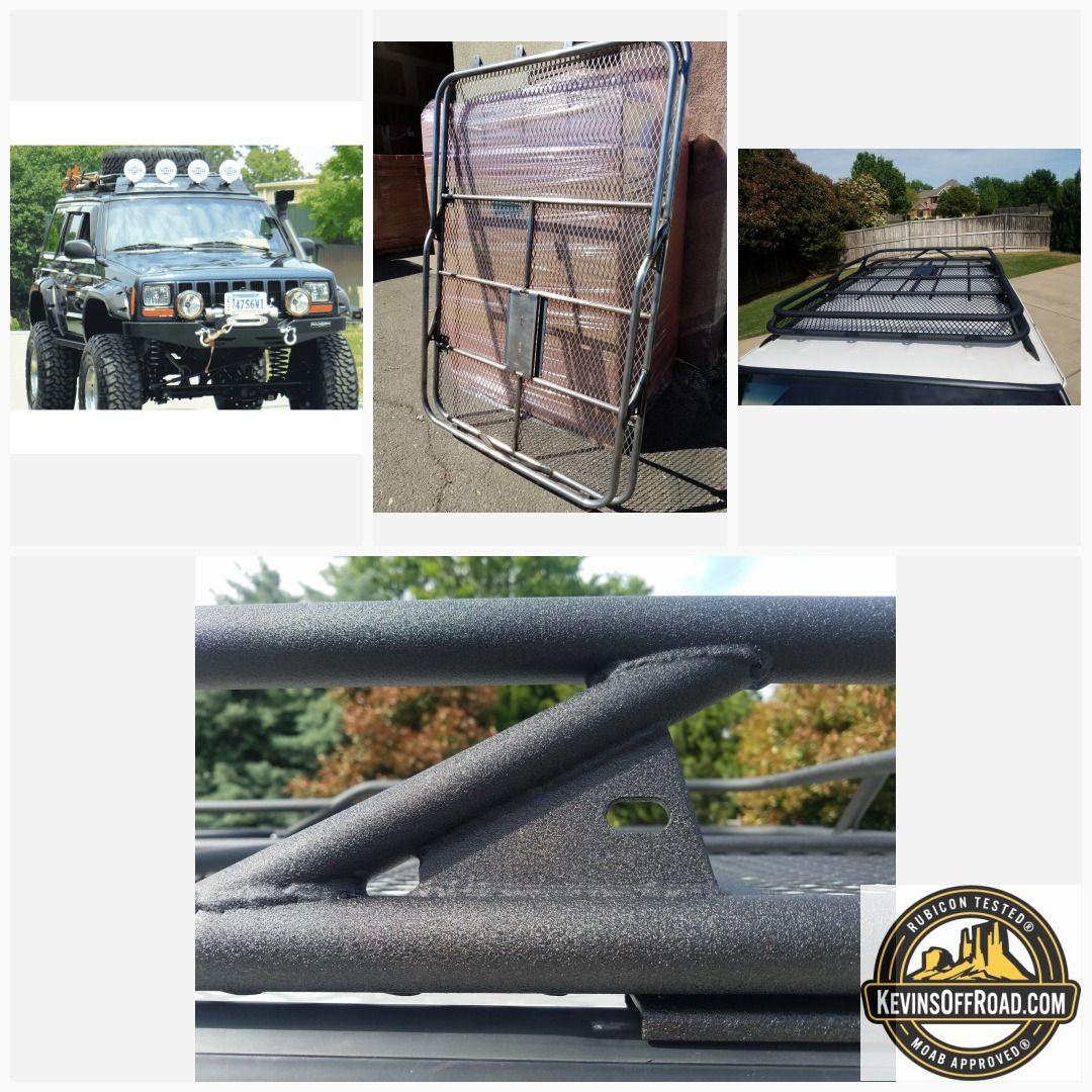 Jeep Cherokee Roof Rack Safari Style XJ Cherokee in 2020
