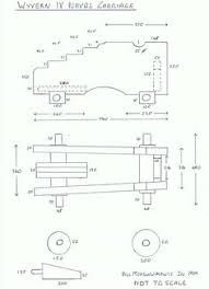 Image result for naval cannon carriage plans | deck cannon