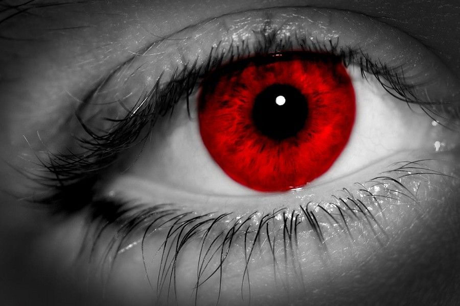 Red Eyes Red Eyes Tuesday My Sanity Points Red Eyes Contacts
