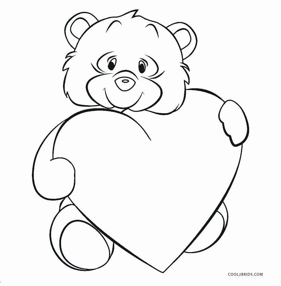 38+ Heart coloring pages to print ideas