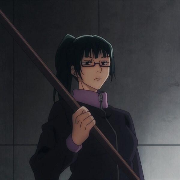 Maki Zenin Bio Personality Voice Actor Power Hollywood Zam In 2021 Anime Memes Otaku Jujutsu Cat Girl