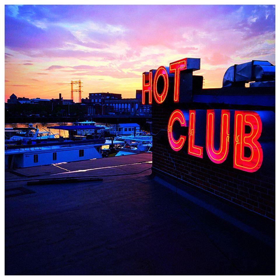 The Hot Club, Providence Rhode island, Island, Club