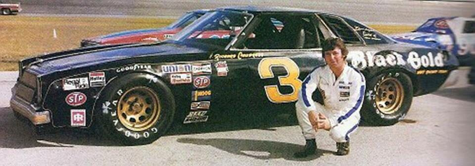 Richard Childress 3 Black Gold Chevrolet Nascar Race Cars