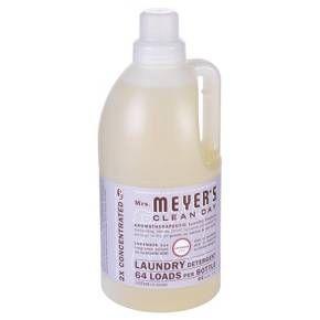 Mrs Meyer S Clean Day Lavender Laundry Detergent 64 Fl Oz