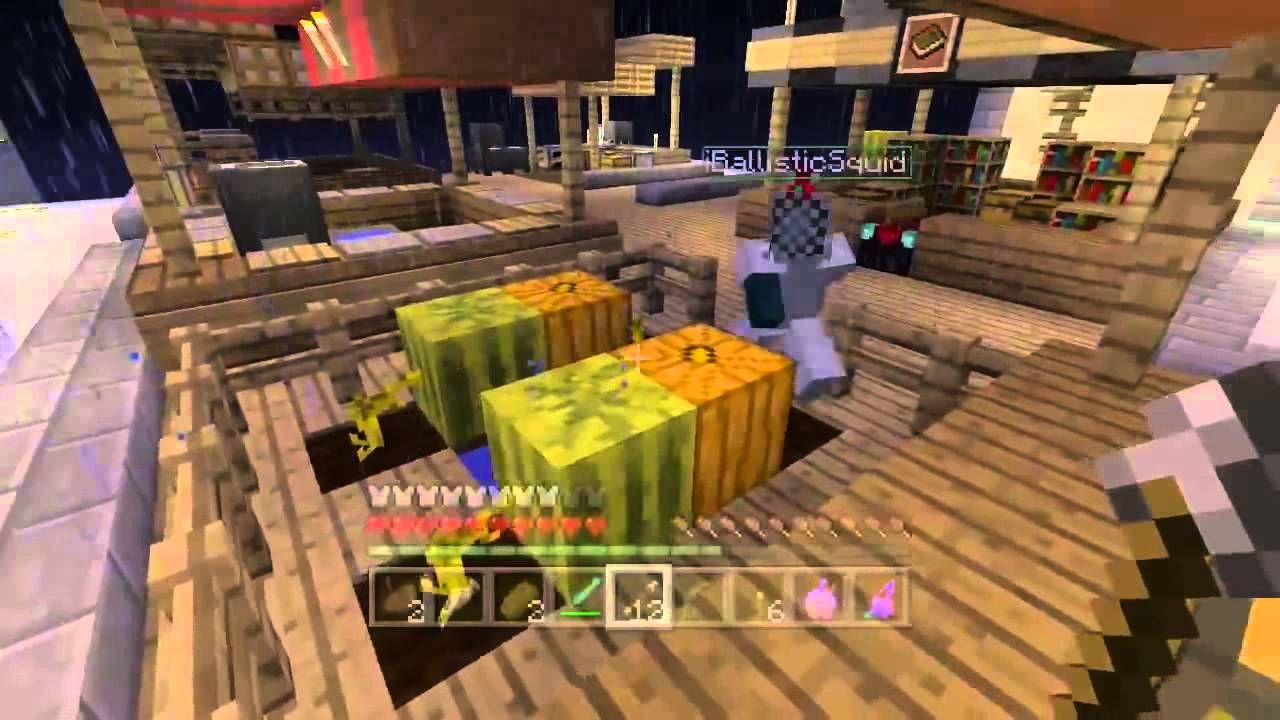 minecraft hunger games stampylongnose - minecraft xbox : lost