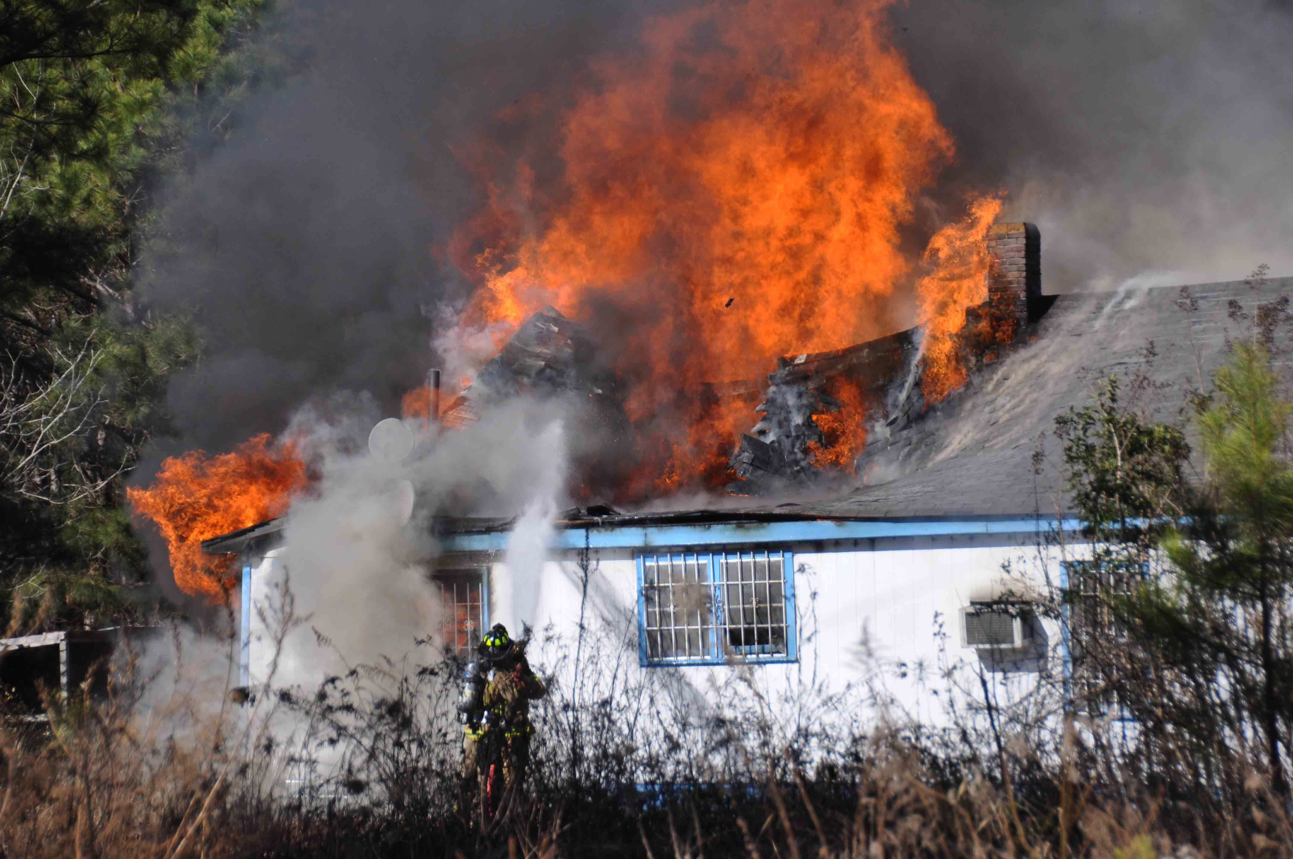 Fire damage adjuster is very important if your building is