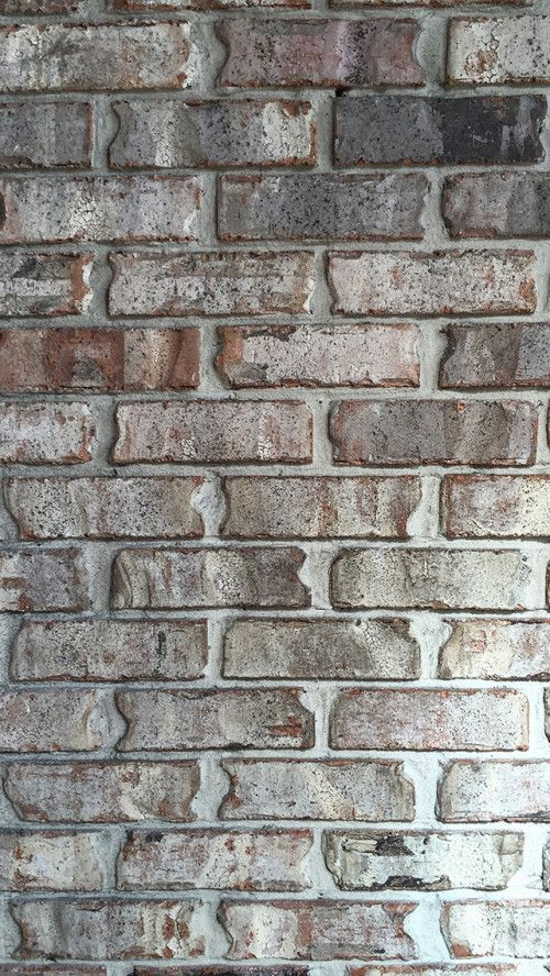 Brick Iphone Wallpaper Silver Spiral Studio Brick Wallpaper Iphone Brick Wallpaper Hipster Wallpaper