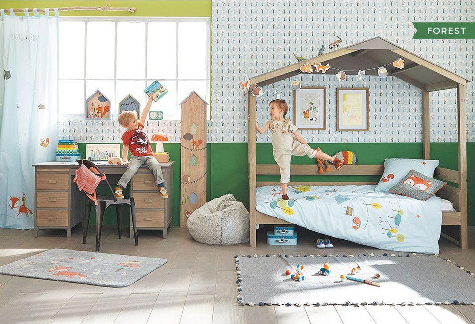 Elegant Déco Chambre Garçon   Styles U0026 Inspiration | Maisons Du Monde