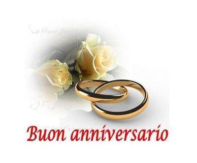 Buon Anniversario Di Matrimonio Auguri Anniversario Di
