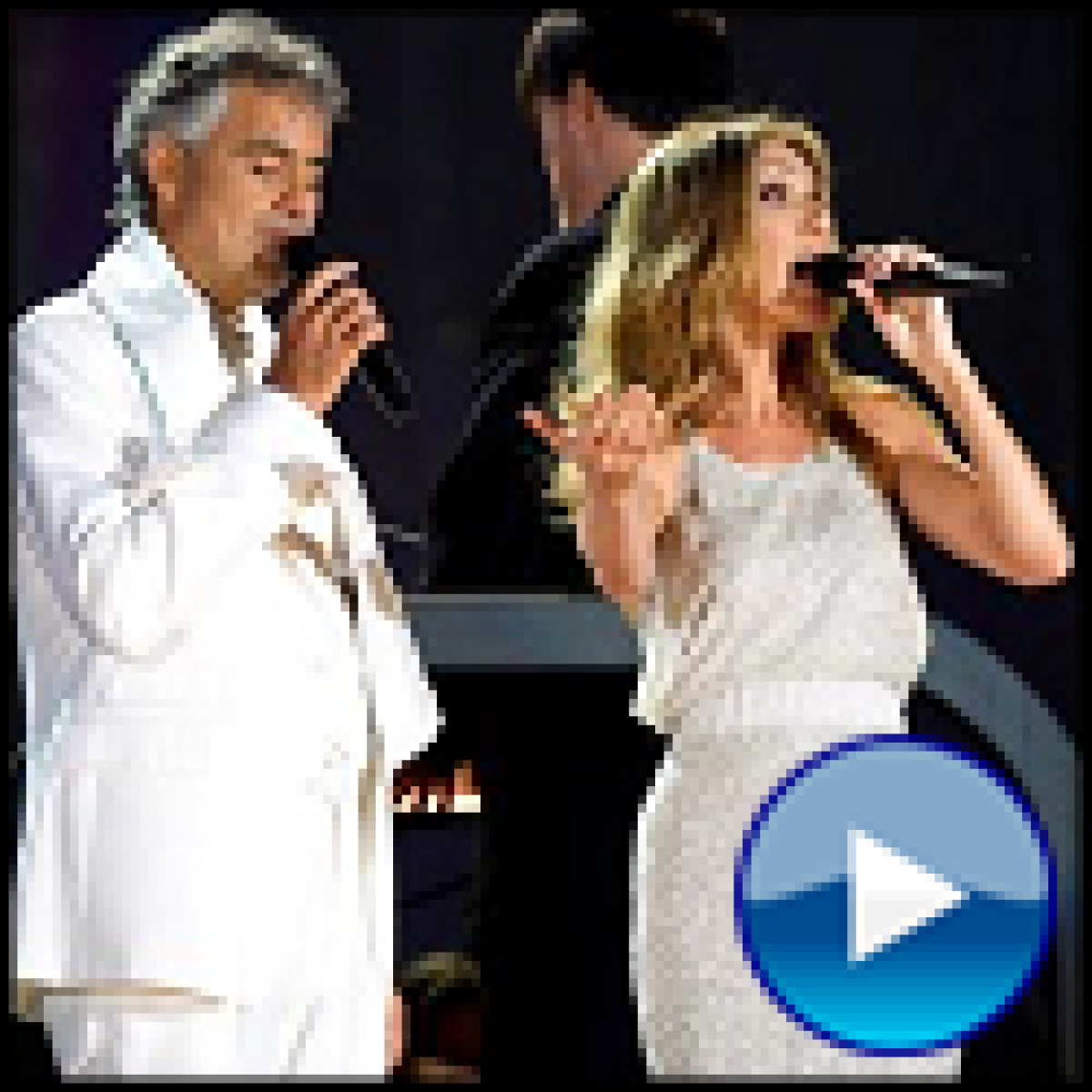 The Prayer By Celine Dion And Andrea Bocelli This Is Absolutely Heavenly A Must See Celine Dion Songs The Prayer Celine Dion Celine Dion