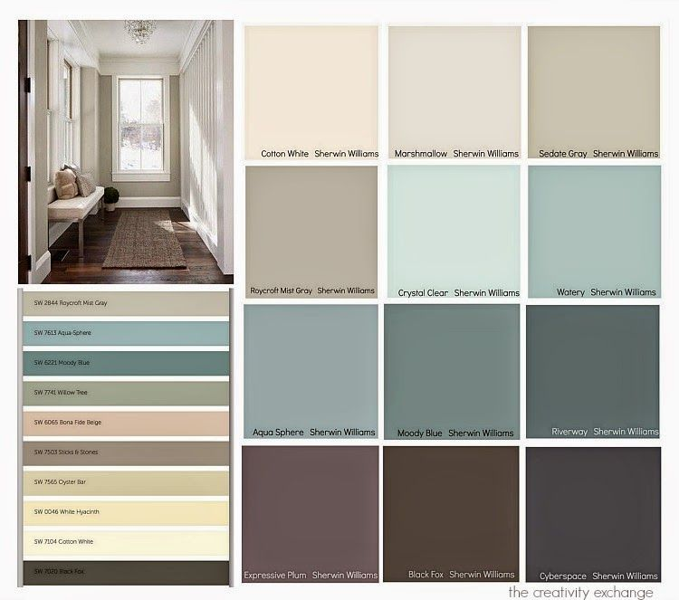 travertine tile what paint colour goes