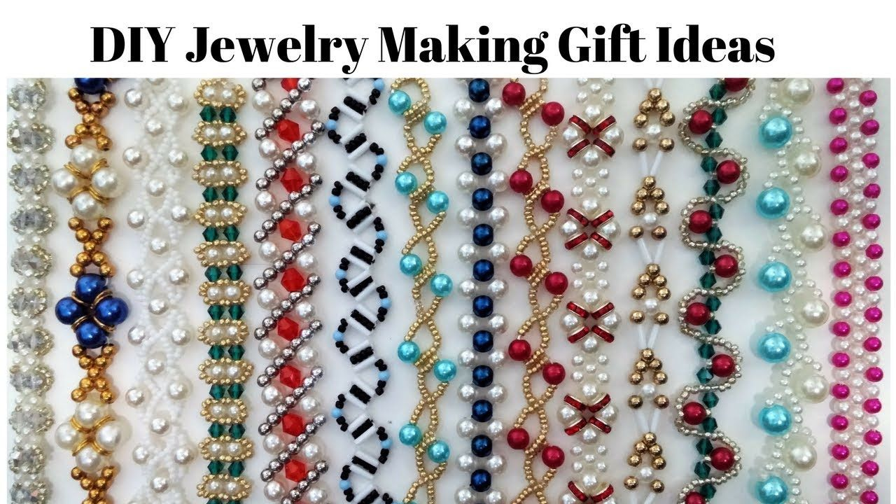 Diy jewelry making gift ideas beading patterns youtube diy jewelry making gift ideas beading patterns youtube solutioingenieria Images