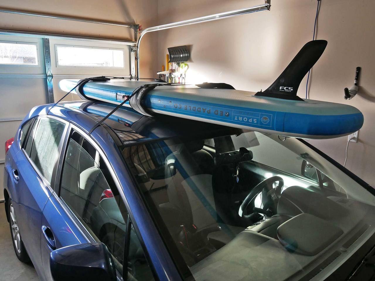 Sup Roof Racks 2 Paddleboard Car Rack Car Racks Kayak Storage