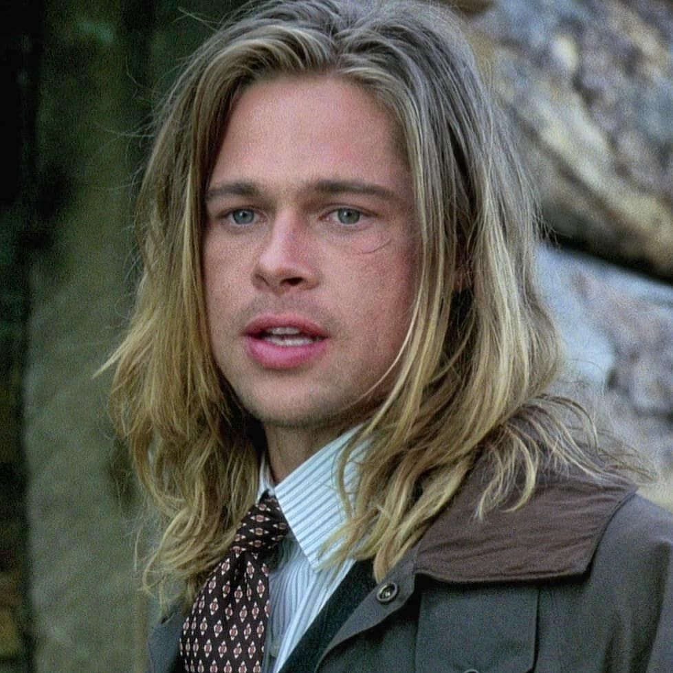 Roduka Analog On Instagram Brad Pitt As Tristan Ludlow In Legends Of The Fall 1994 Brad S 14th Movie Prob Brad Pitt Brad Pitt Movies Legends Of The Fall