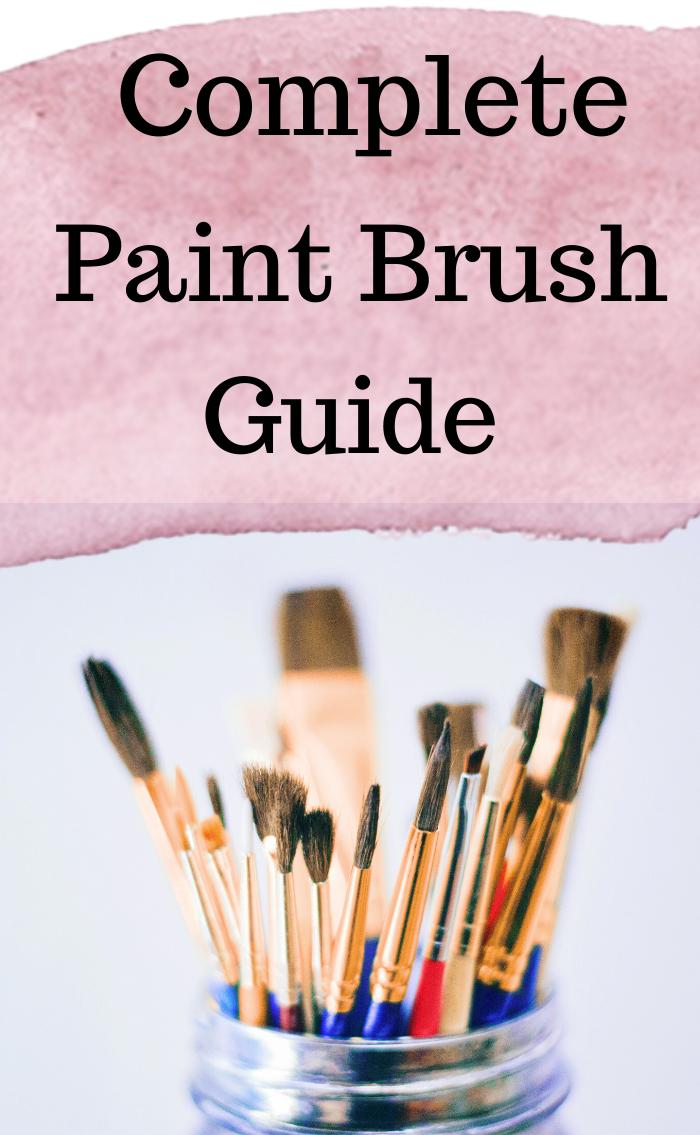 Photo of Ultimate Brush Guide For Oil Painting – Art Studio Life