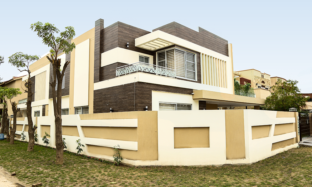 Dha lahore 1 kanal house architecture construction photography houses homes homearchitecture elevation lahore pakistan