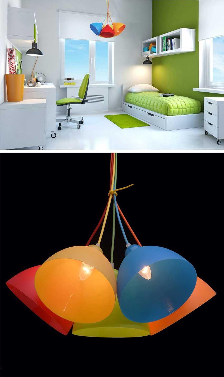 Lampadari Per Stanza Ragazzi lampadari e lampade a sospensione design: 35 idee che vi