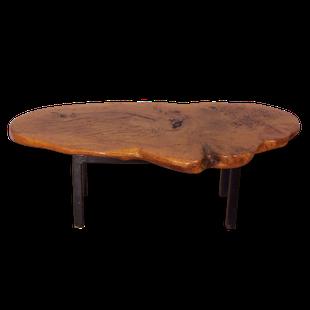 Table Basse Table Basse Bois Table Tronc D Arbre Table Palette