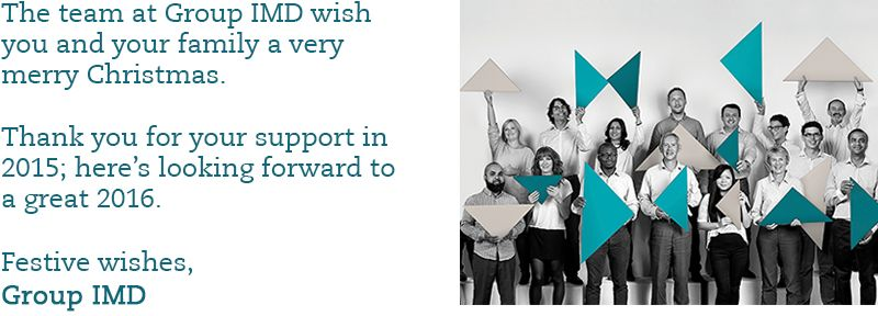 Christmas Wishes from Group IMD