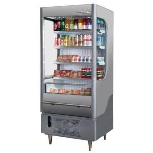 Beverage Air Vm7 1 G Vuemax 35 Gray Air Curtain Merchandiser