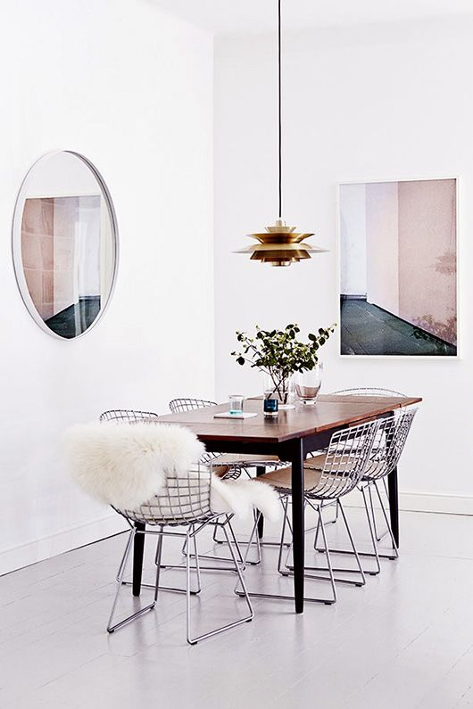 Painting A Palette Sfgirlbybay Dining Room Inspiration Modern Dining Room Home