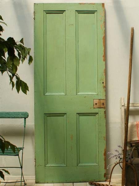 イギリスアンティーク 木製ドア 扉 建具 ディス… – ヤフオク!