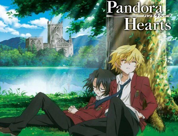 pandora hearts パンドラハーツ おしゃれまとめの人気アイデア pinterest beatrice villa パンドラハーツ アニメ マンガ