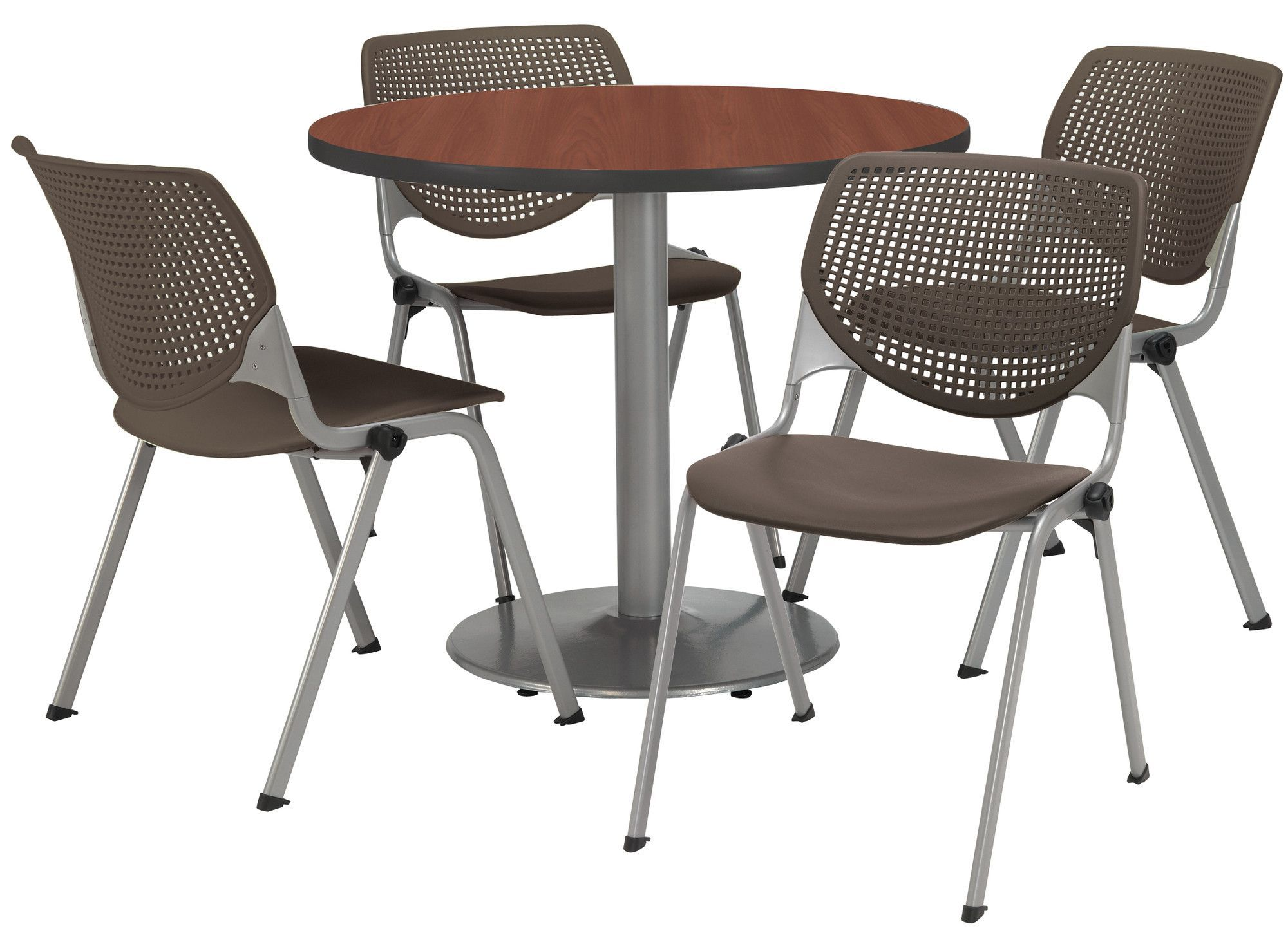 Round Cafeteria Table And Chair Set Dining Table Setting Cafeteria Table Table And Chair Sets
