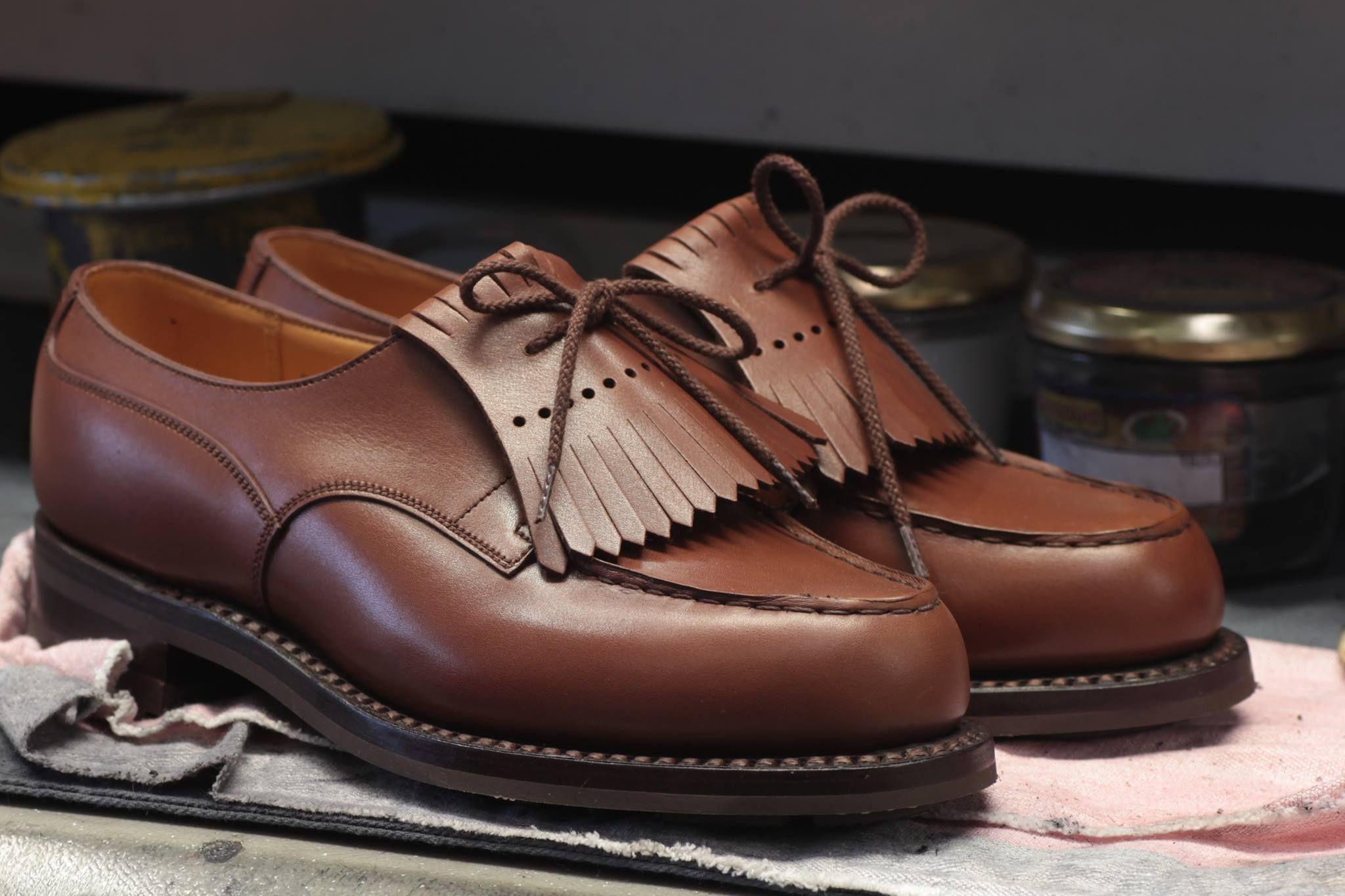 precio de fábrica 9bd26 849c9 J.M. Weston Derby Golf, model #641 | Shoes en 2019 | Zapatos
