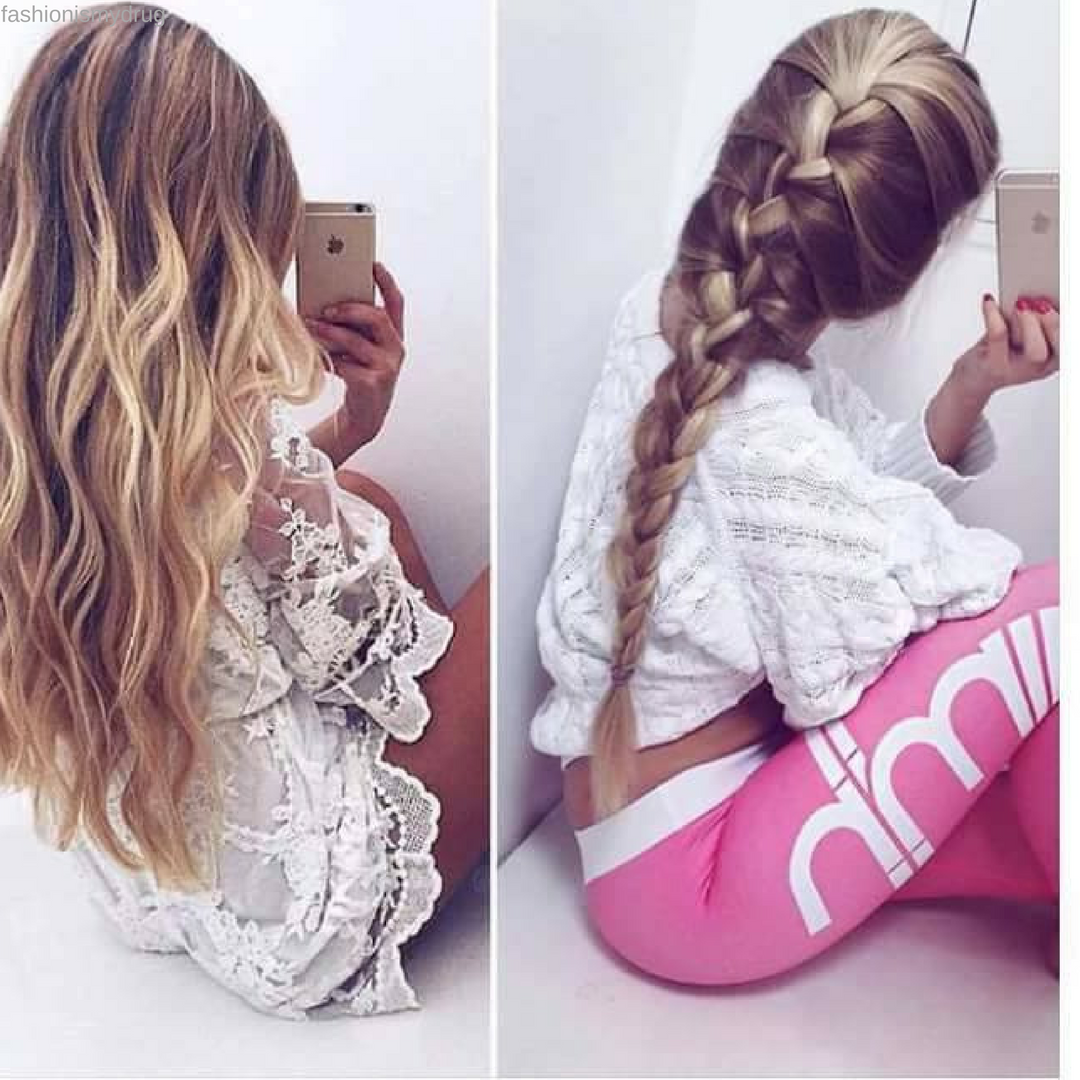 Isn't this pretty ? #hairstyles simple and easy Check out more :